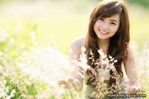 Hinh Anh Gai Xinh Cute De Thuong