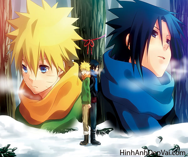 Naruto and sasuke lost