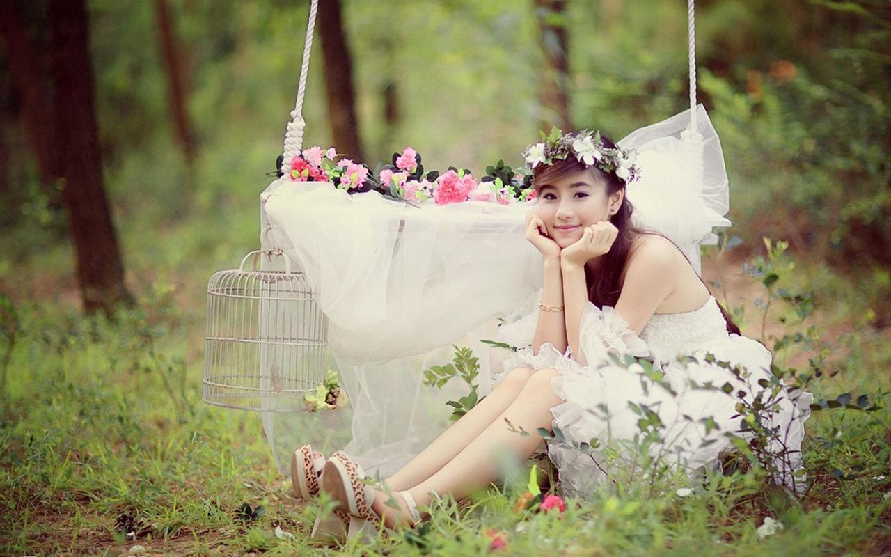 hinh girl xinh cuc de thuong