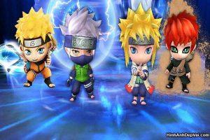 Anh Naruto 3D Dep