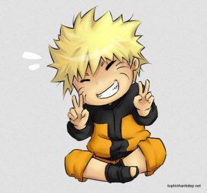Anh Naruto Chibi Dep