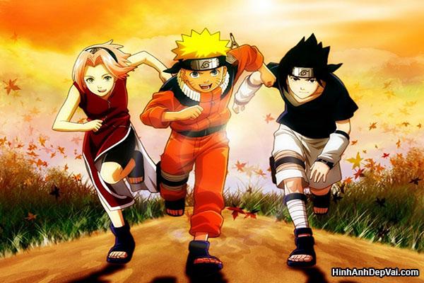 Anh Naruto Va Sasuka