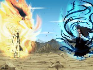 Anh Naruto Va Sasuke Dep Nhat
