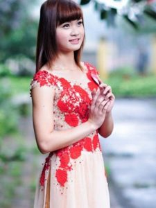 Anh Nu Sinh Dep Nhat Viet Nam