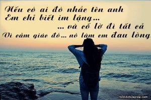 Anh Tinh Yeu Buon Co Don