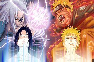 Download Anh Naruto Vs Sasuke