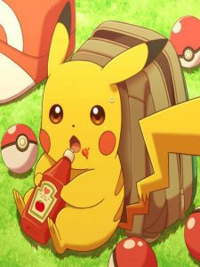 Download Hinh Anh Pikachu Kute