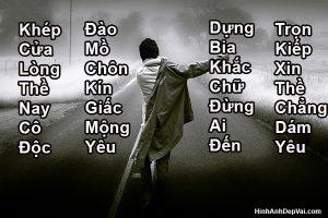 Hinh Anh Buon Ce Tinh Yeu Con Trai