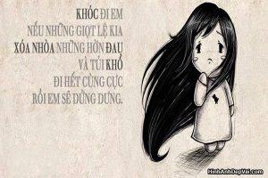 Hinh Anh Buon Vi Tinh Yeu Co Don