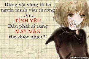 Hinh Anh Buon Vi Tinh Yeu Tan Vo