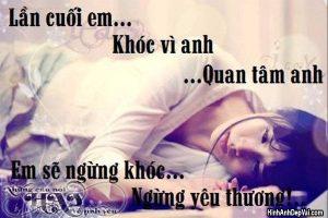 Hinh Anh Dep Tinh Yeu Buon