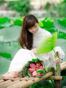 Hinh Nen Gai Xinh Viet Nam