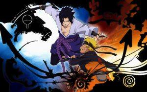 Hinh Nen Naruto Vs Sasuke