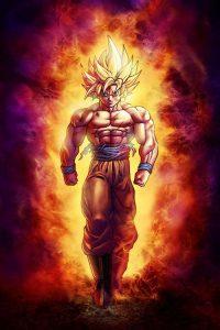 Nhung Anh Goku Dep Nhat