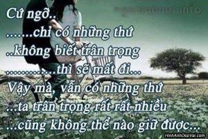 Nhung Buc Anh Tam Trang Buon