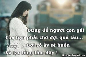 Nhung Cau Noi Ve Tinh Yeu Buon