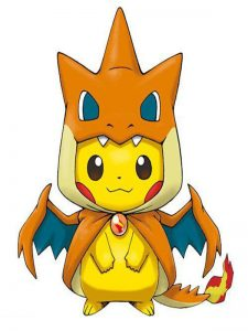 Tai Anh Pikachu De Thuong